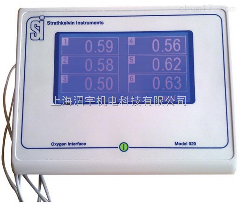 英国Strathkelvin溶解氧呼吸测量系统