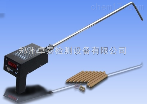 SMD-1A枪式数字测温仪