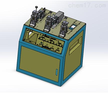 低压计量箱接插件性能试验装置