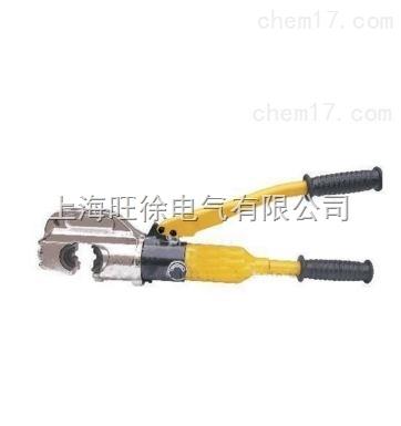 泸州特价供应CYQ-400C手动液压钳