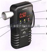洛阳卡利安数码酒精检测仪ZJ2001A稳定性好