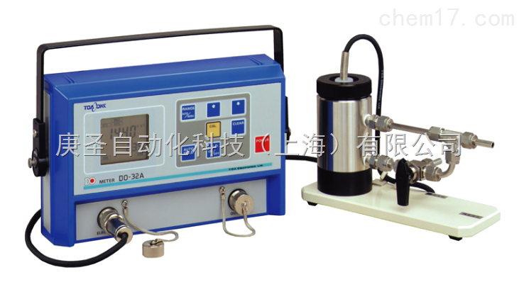 DKK-TOA 低浓度溶氧仪 DO-32A 溶解氧仪 东亚DKK