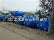 5吨10吨二手5吨10吨搪瓷反应釜出售