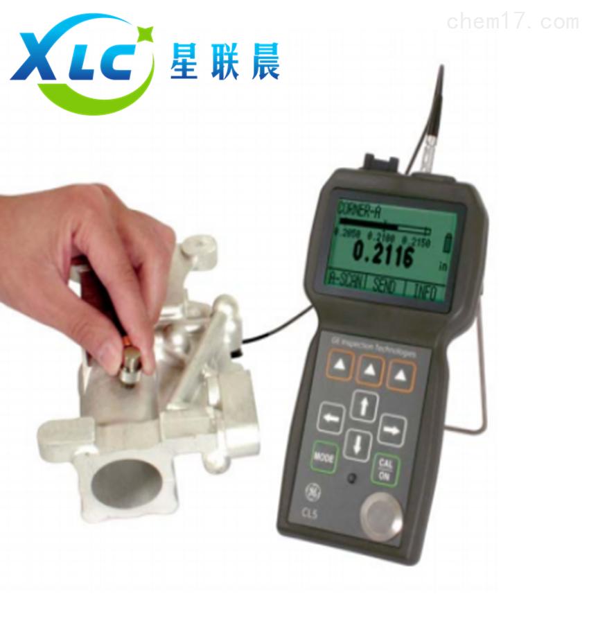 美国原装进口超声波精密测厚仪CL5