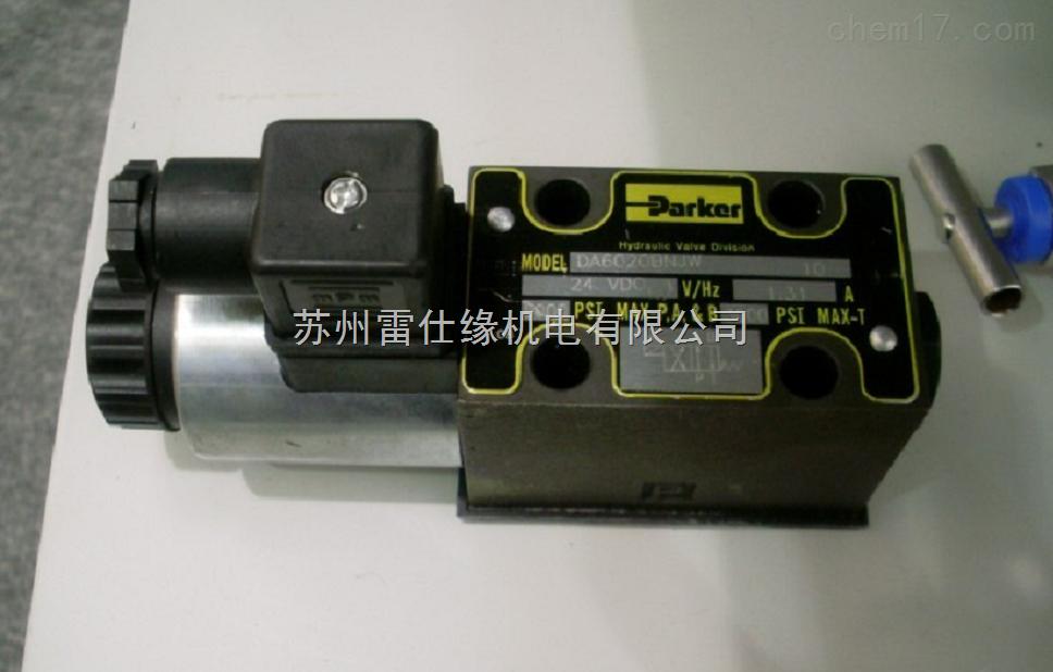 美国parker派克电磁阀dsh081cra120lc产品图片图片