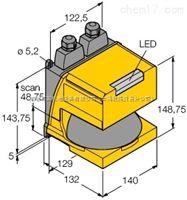 特价销售德国TURCK雷达传感器,Q120RA-EU-AF