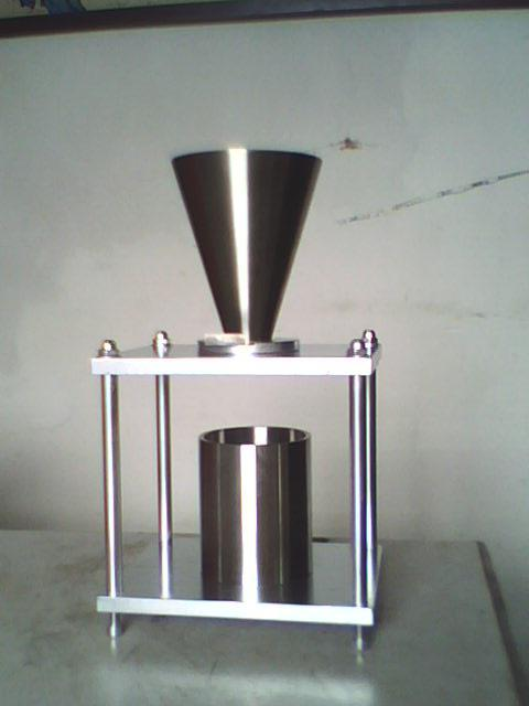 活性白土堆积密度测定仪