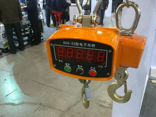 5吨电子吊钩秤价格
