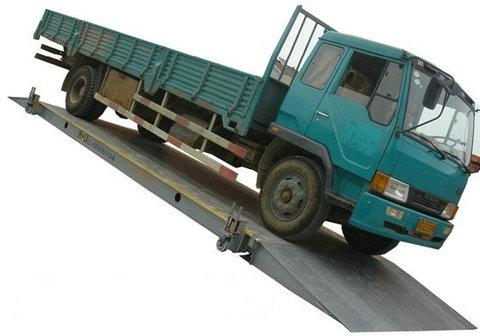 模拟式汽车衡操作规程