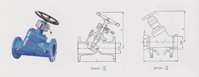 数字锁定平衡阀技术原理-技术文章-永嘉锦能阀门有限