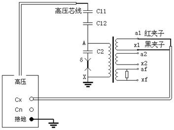 cvt电气接线原理图