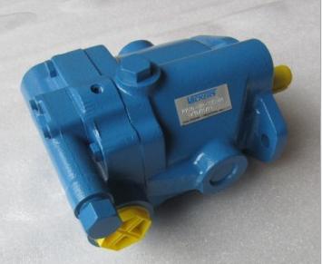 威格士油泵结构形式   1)威格士柱塞泵是液压系统的一个重要装置.