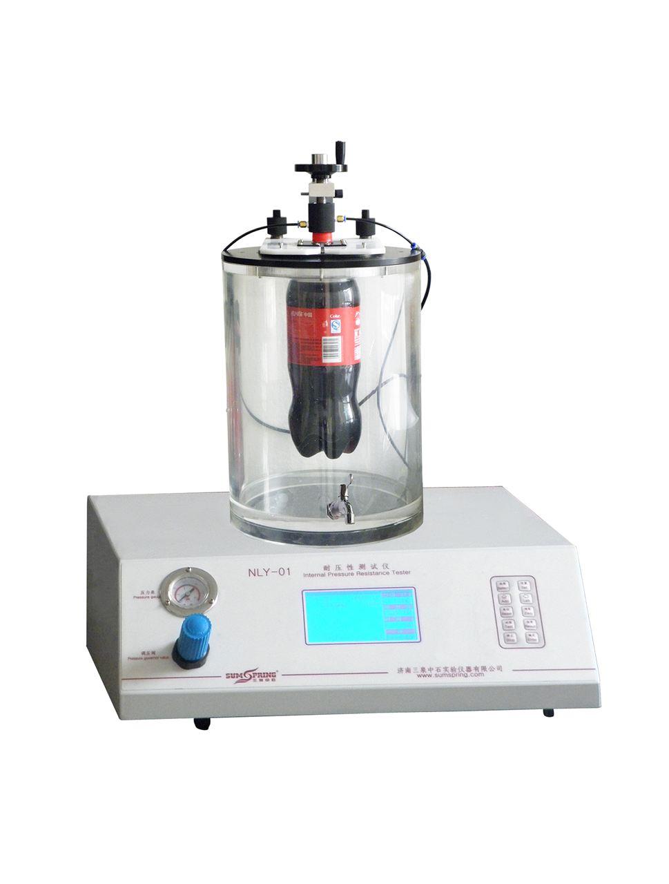 饮料瓶二氧化碳含量泄露检测仪