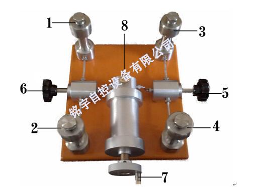 微压信号发生器结构原理及使用方法