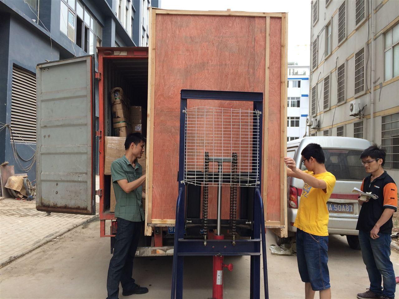 汉华威高低温循环试验箱成功交付内蒙古神华大