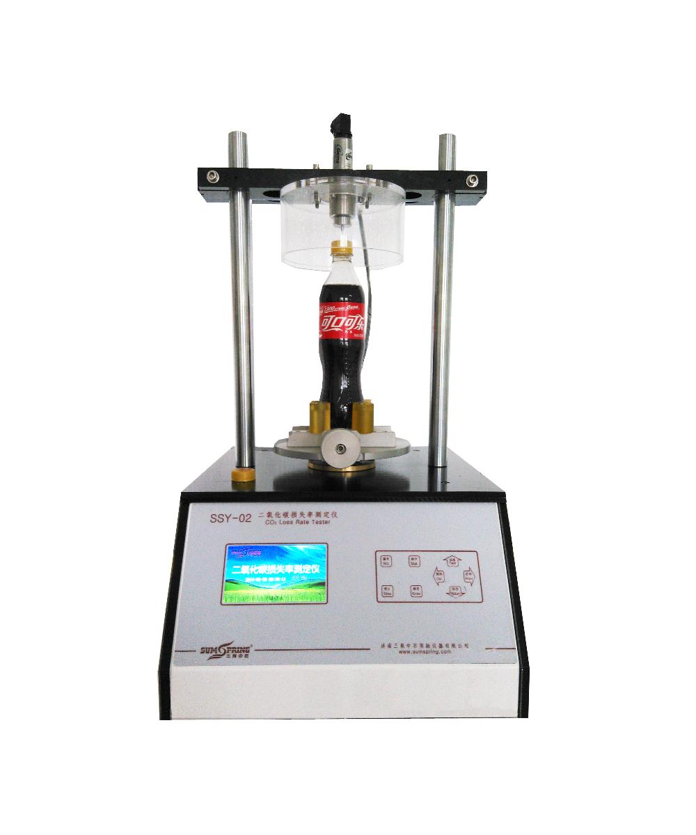 PET聚酯瓶二氧化碳损失率测定仪