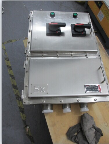bxd51不锈钢防爆动力配电箱bep56户外防爆防水配电箱