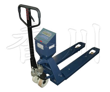 配一块防爆电池,配一套防爆充电器 防爆叉车秤是根据分别安装在车载动