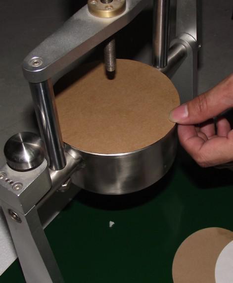 可勃吸收测定仪测试简易步骤