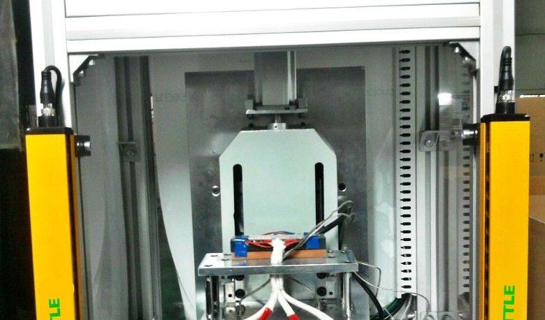 冲床专用安全光幕光栅尺rdl120-04/40