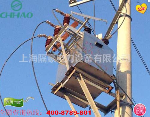 本机可遥控操作,使用的zwj高压永磁开关取得国家高压
