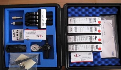 德尔格空压机含油量检测仪