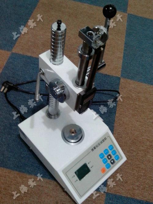 SGTH彈簧手動推拉力測試儀