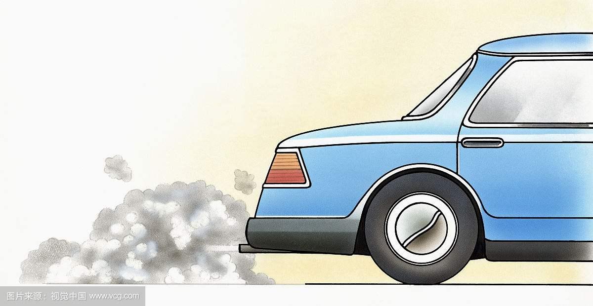 目测爱车尾气 判断汽车问题所在