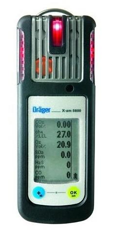 德尔格X-am5600