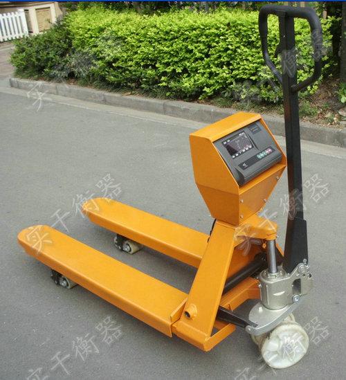 电子叉车秤