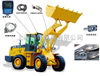 铁路专用装载机秤、全动态中文装载机电子秤价钱