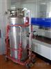 液氮罐液压手推车(带千斤顶)+移动式保护架