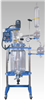 YHGSF(EX)-100L防爆双层玻璃反应釜的生产厂家