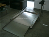 SCS轮椅电子秤,透析专用轮椅秤,轮椅体重秤
