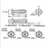 GYS型GYS型管状电热元件