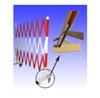玻璃钢绝缘伸缩围栏|不锈钢伸缩围栏|带式荧光式伸缩围栏|安全围网