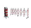 折叠安全围栏|伸缩安全围栏|电力安全围栏
