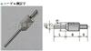XB-800日本PEACOCK孔雀针盘式百分表千分表测头XB-800