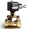PARKER派克1/2管螺纹通用电磁阀 派克PARKER二通常闭电磁阀